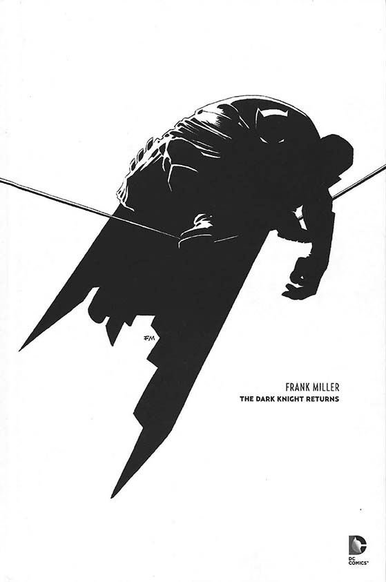 BM Noir Dark Knight. Returns cvr