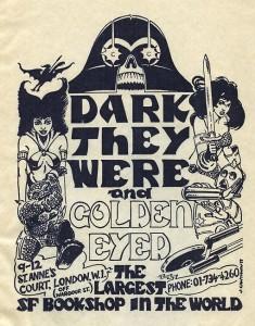 Dark They Were