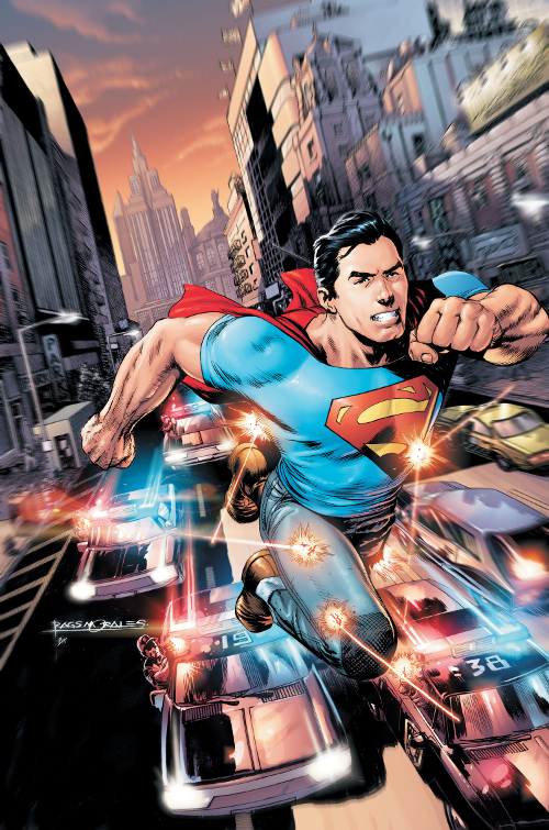 Superman New 52 Mark 1
