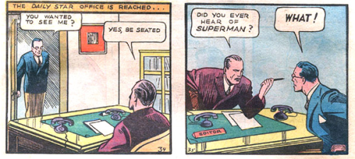 "Clark Kent: ""WHAT!"""