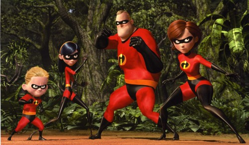 The Incredibles' Fashions