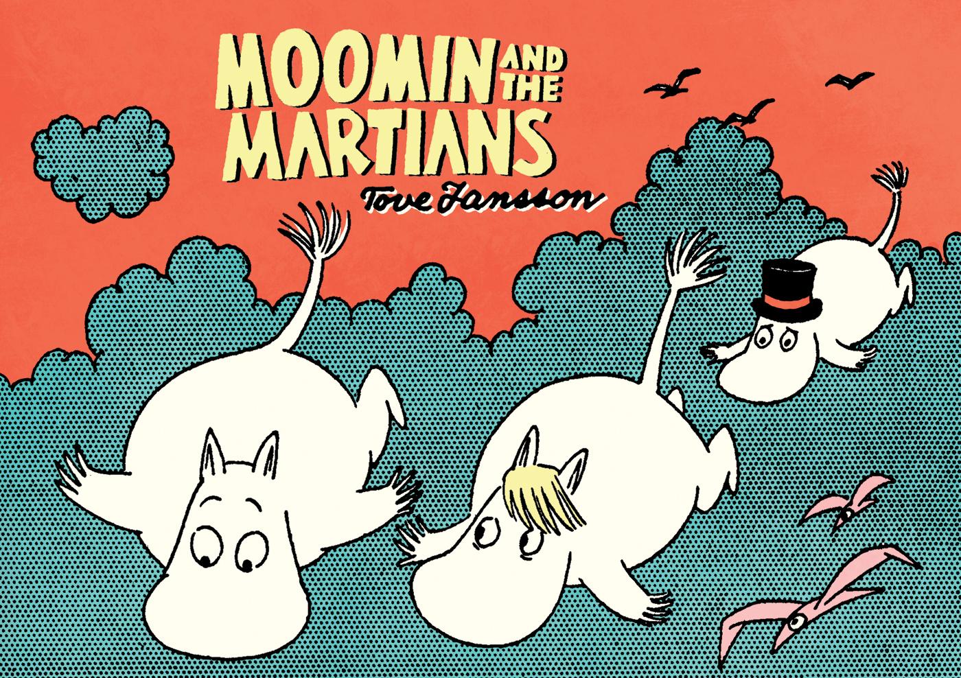 MOOM-MARTIANS