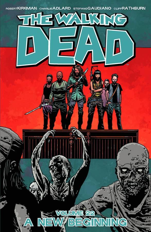 The Walking Dead Volume 22