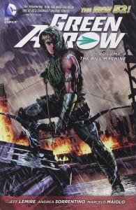 green arrow kill machine