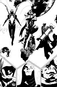 All New X-Men #38 Interior Art by Andrea Sorrentino