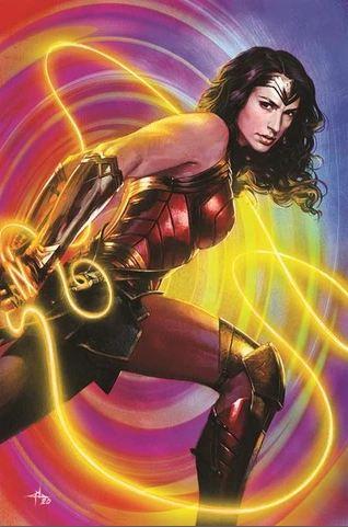 Gal Gadot - Wonder Woman - WW84