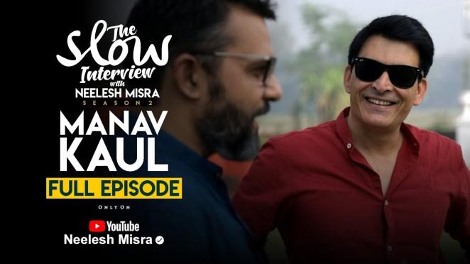 Slow Cafe - Neelesh Misra - Manav Kaul