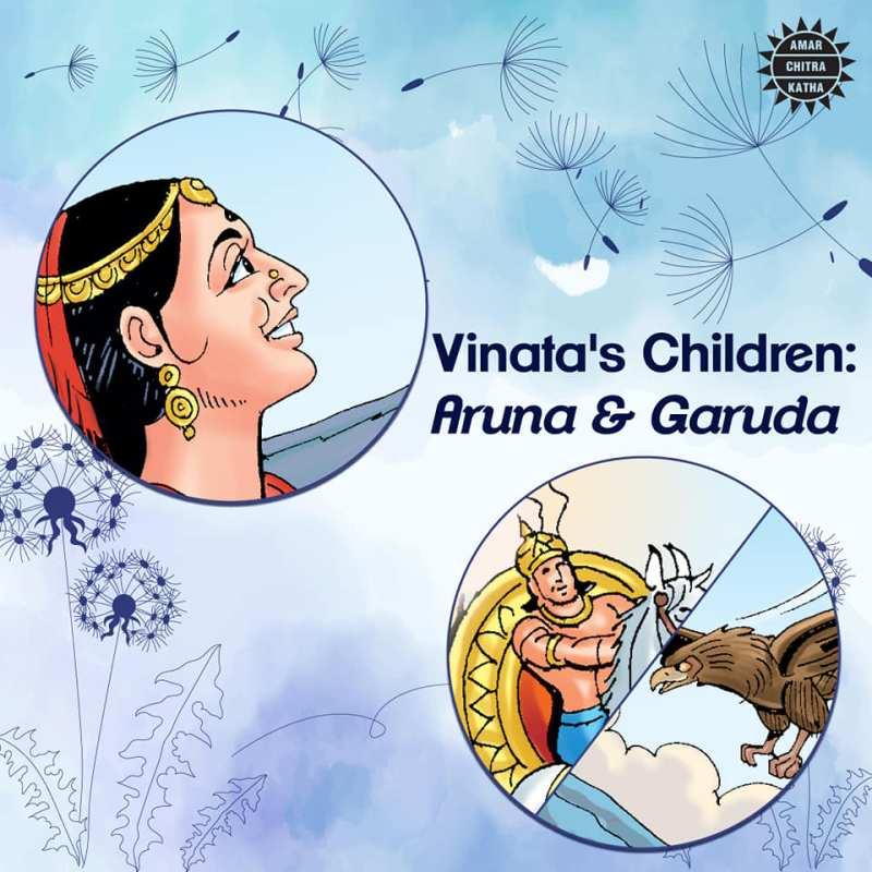 Amar-Chitra-Katha-Aruna-Garuda