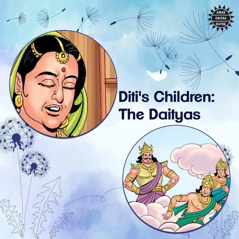 Amar-Chitra-Katha-Daityas