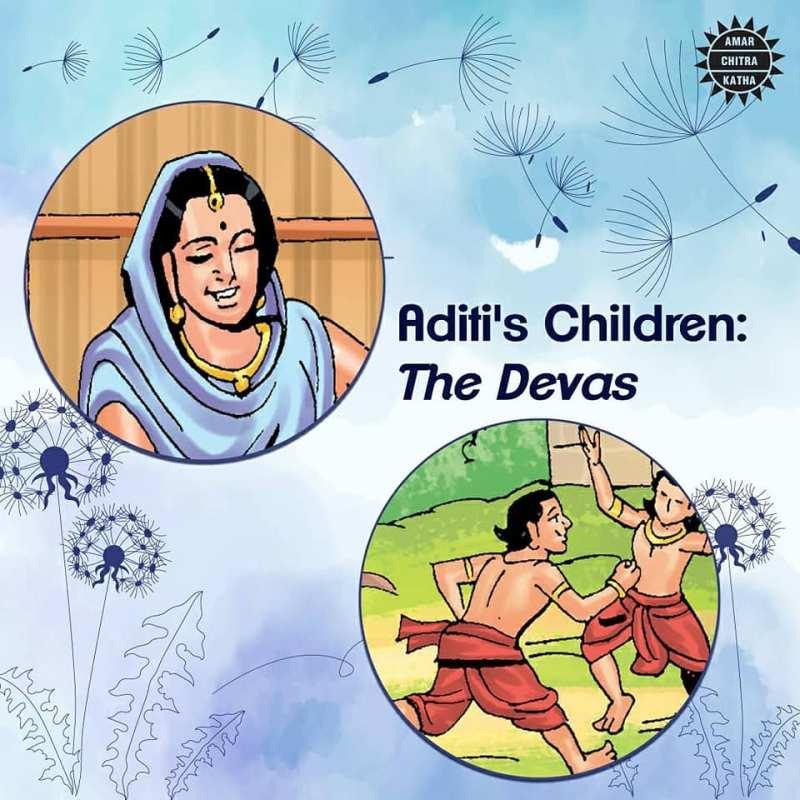 Amar-Chitra-Katha-Devas