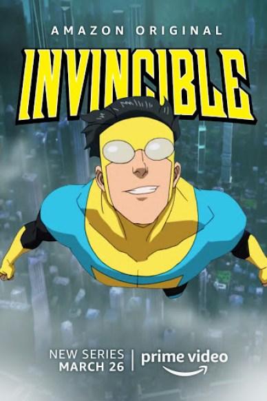 Invincible Amazon Prime Video