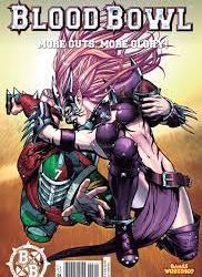 Bloodbowl comics