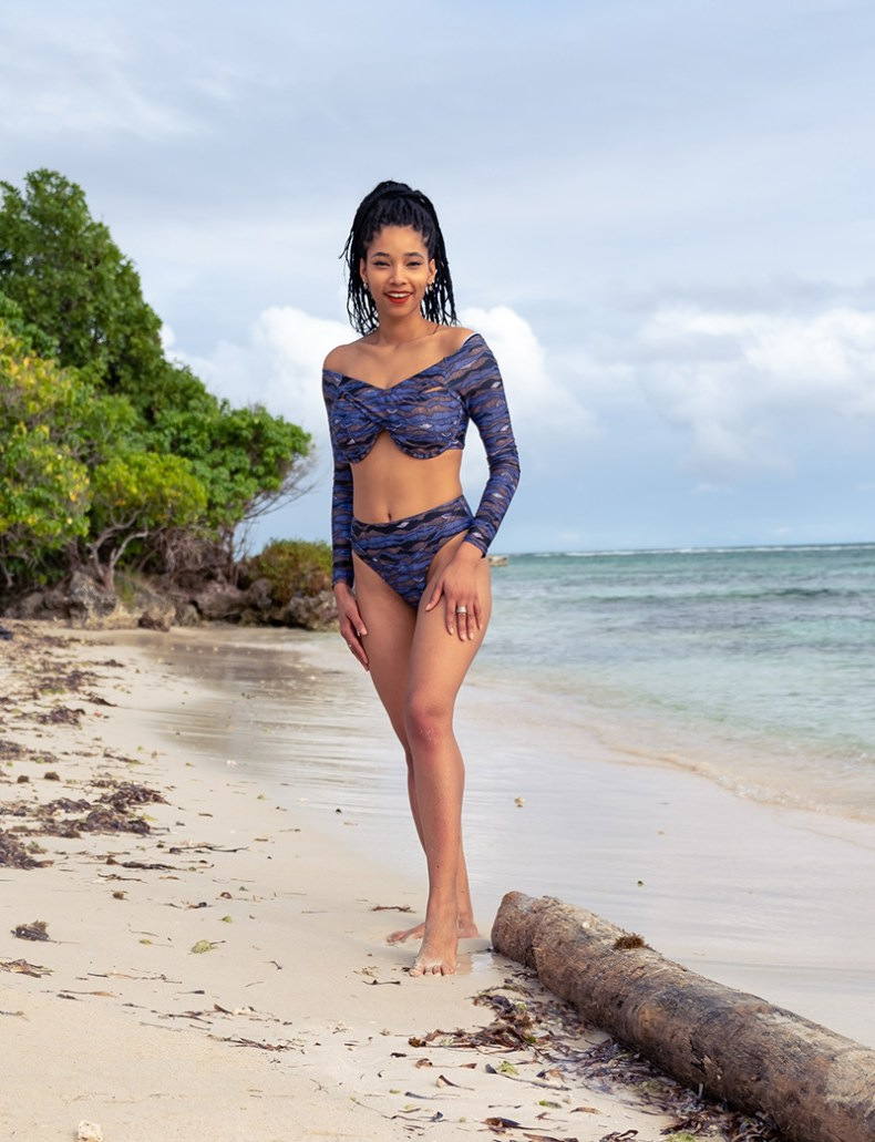 Andrea Iyamah Fiji