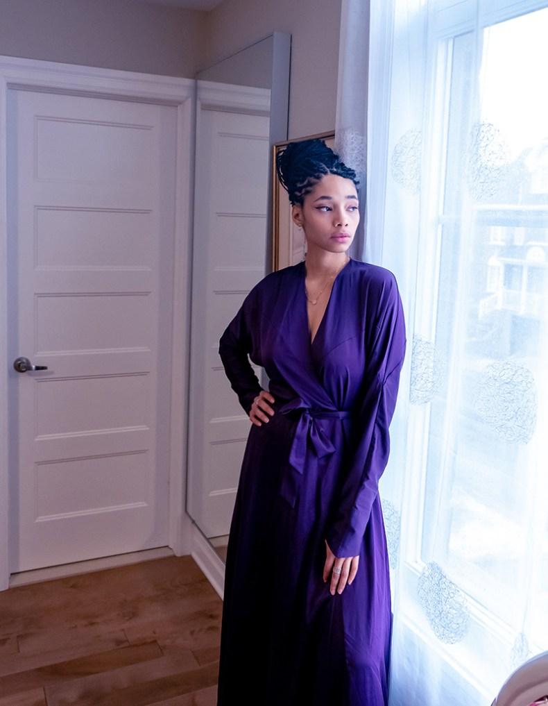 30's inspired robe