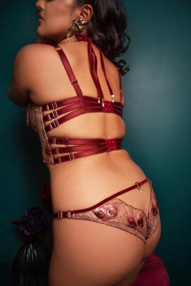 beautiful full-bust lingerie