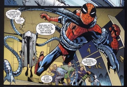 Spider Man Issue 700