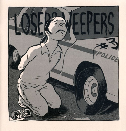Losers Weepers 3 JT Yost Birdcage Bottom Books