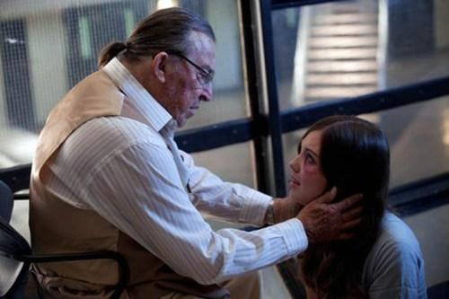 "Paul Mazursky and Kit Willesee in ""Behind Locked Doors"""
