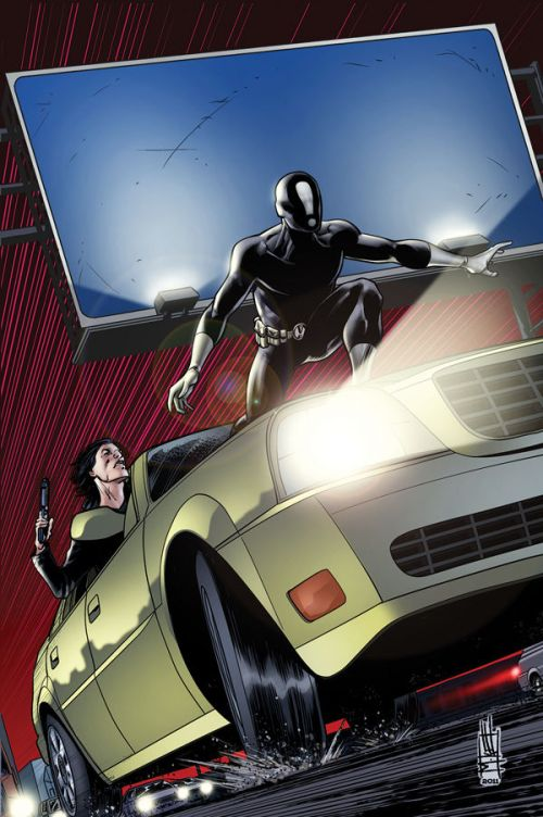 The Answer Dark Horse Comics 2013