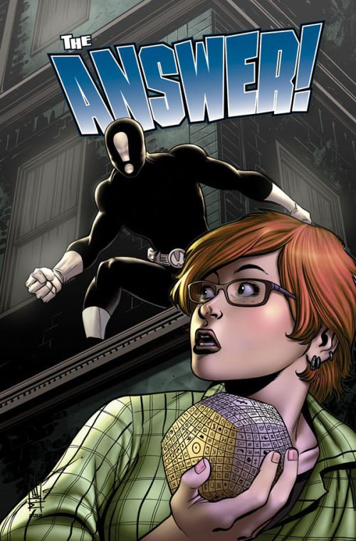 The Answer Issue 1