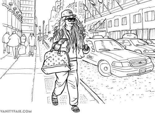 Amanda-Bynes-coloring-book-2013