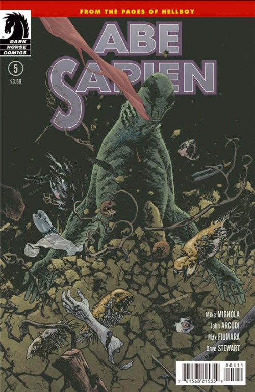 Abe-Sapien-Issue-5-Dark-Horse-Comics