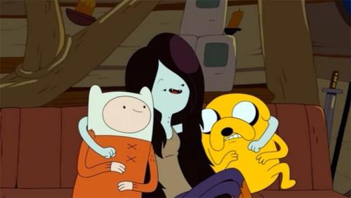 """Marceline the Vampire Queen in """"Adventure Time"""""""