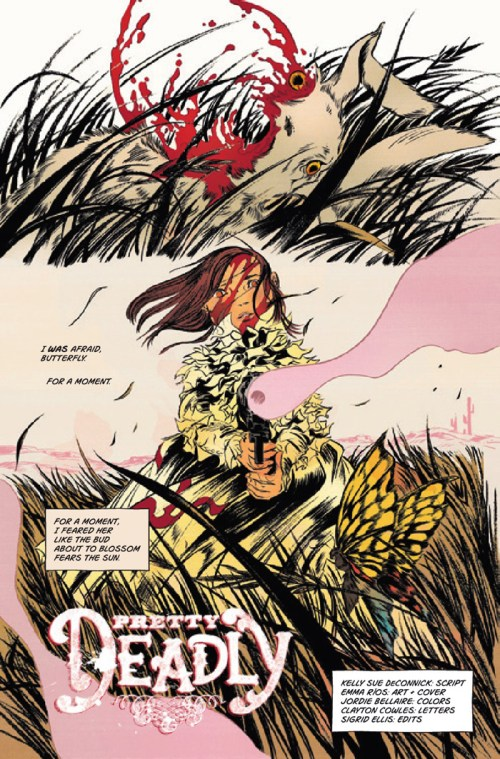 Emma-Rios-Pretty-Deadly-Image-Comics