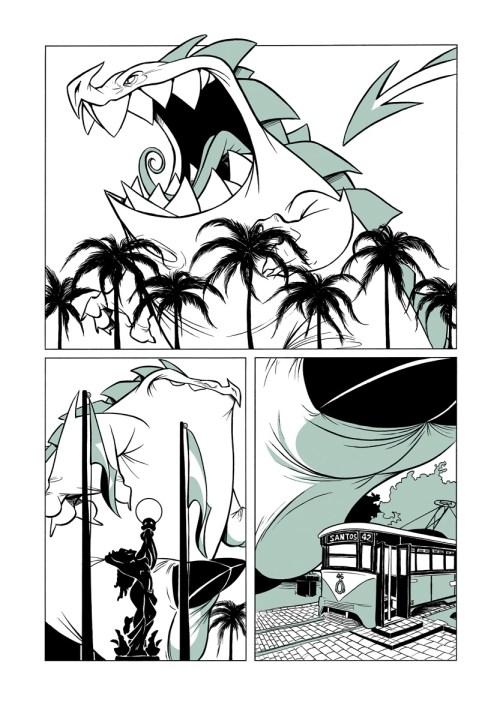 Dark-Horse-Monsters-Gustavo-Duarte