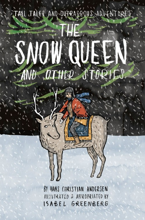 Snow-Queen-Isabel-Greenberg
