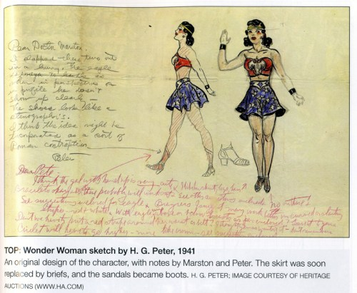"From ""Wonder Woman Unbound"""