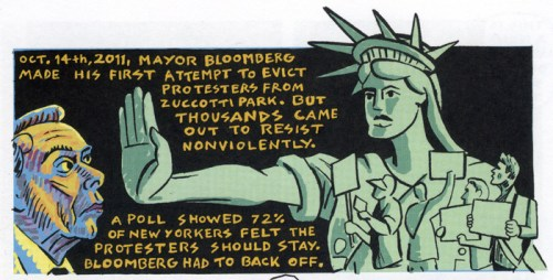 """""""Occupy The City"""" by Seth Tobocman and Jessica Wehrle"""