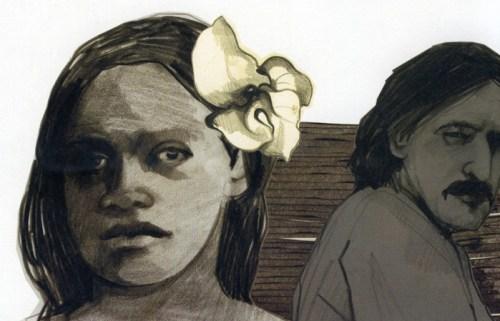 Teha'amana, Paul Gauguin's 13-year-old lover