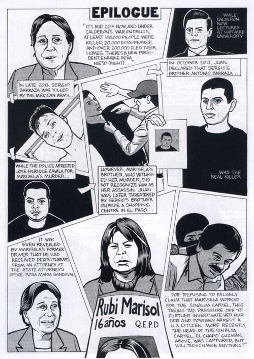 In memory of Marisela Escobedo Ortiz
