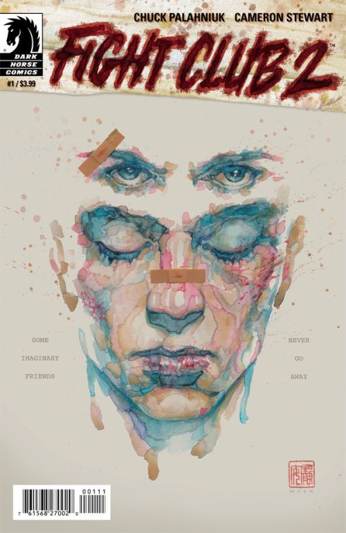 Cover Artist: David Mack