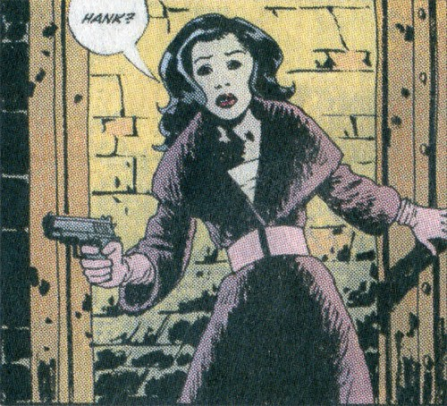 Panel excerpt from Fatale Deluxe Edition: Volume I, one of the titles on Dana Jennings' summer comics reading list.