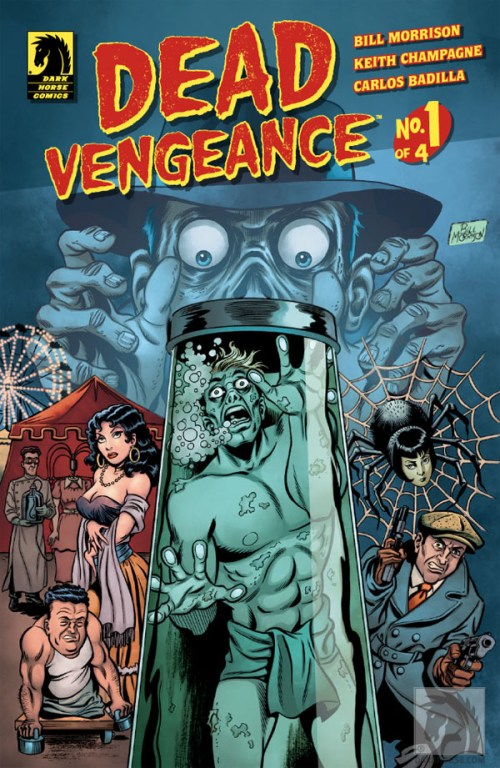 Dead-Vengeance-Dark-Horse-Comics