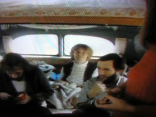 A marriage between four people living in a Volkswagen van