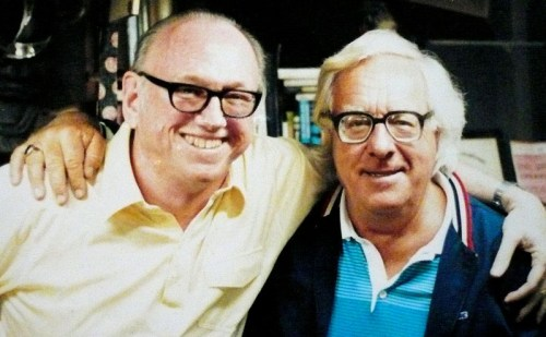 William F. Nolan and Ray Bradbury