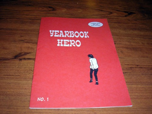YEARBOOK HERO by Ami Komai