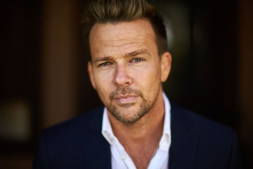 Sean Patrick Flanery (photo credit John Schell)