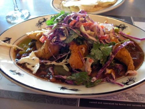Flash Fried Alaskan Rockfish Tacos