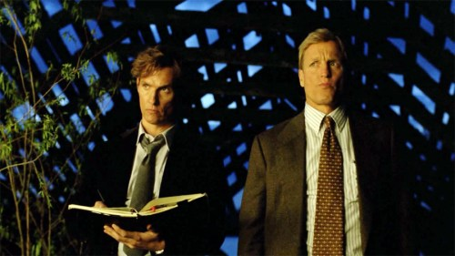 Matthew McConaughey and Woody Harrelson