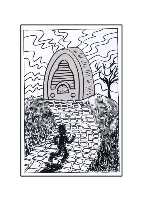 Illustration by Henry Chamberlain