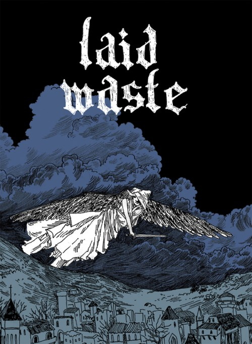 LAID WASTE by Julia Gfrörer