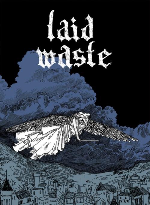 LAID WASTE by Julia Gfrörer