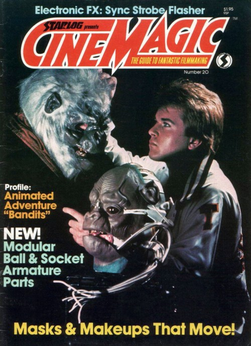 Cinemagic, Issue 20, June 1983