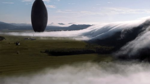 """""""Arrival"""" screenplay by Eric Heisserer"""