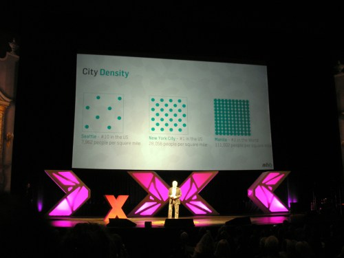 Scott Wyatt talks about urban density.