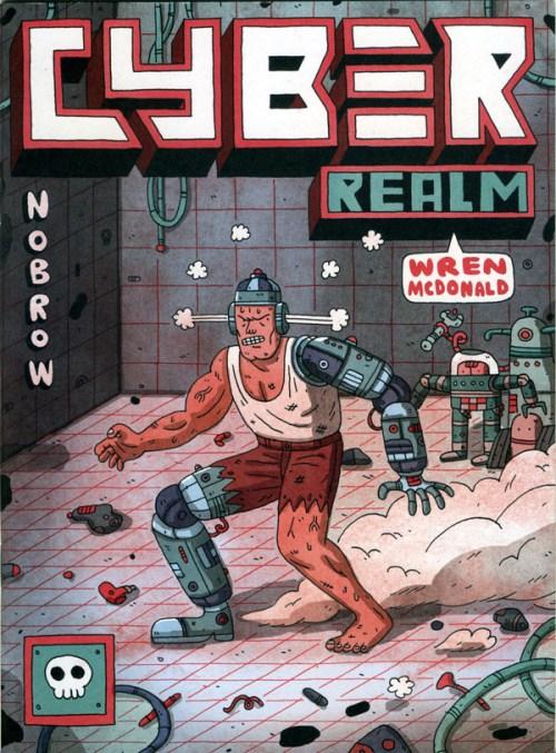 CYBER REALM by Wren McDonald